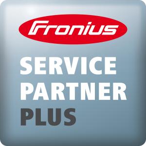 Logo Fronius service partner