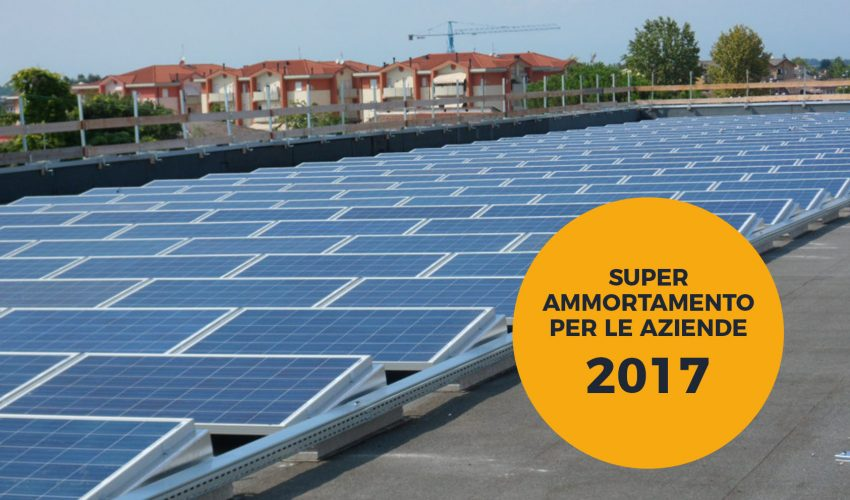 Super Ammortamento 2017