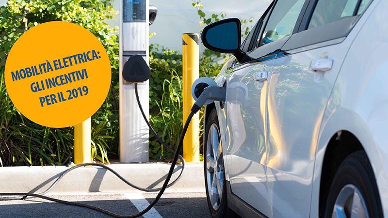 incentivi mobilità elettrica
